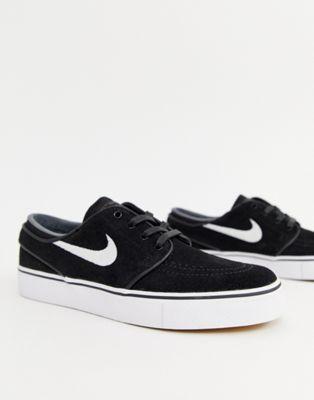 Afbeelding 1 van Nike Sb - Stefan Janoski - Zwarte sneakers