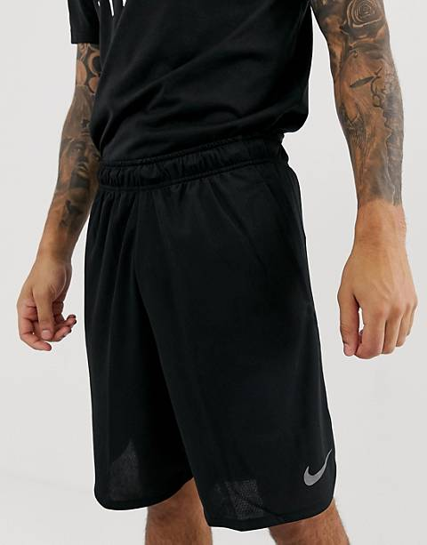 Nike – Training dry 4.0 – Schwarze Shorts