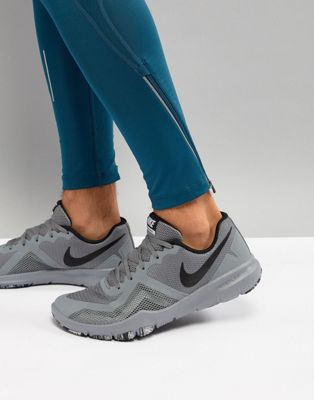 Nike Training Flex Control II Training Shoe In Grey 924204-016