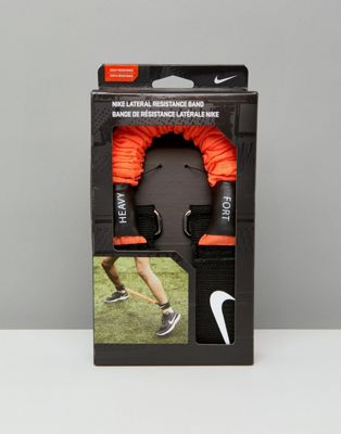 Nike Training Lateral Resistance Bands In Orange N.ER.27.043.OS