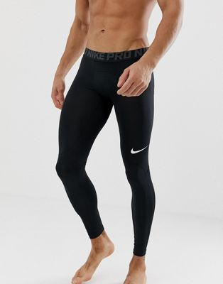 Nike Training Pro Tights In Black 838067-010