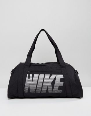 Nike Travel Black Sports Bag