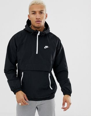 Image 1 of Nike Woven Jacket In Black