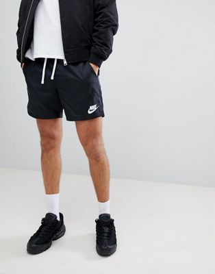 Nike Woven Shorts In Black 832230-010