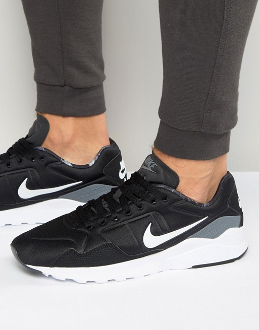 676301854e0a Nike Zoom Pegasus 92 Trainers In Black 844652-001