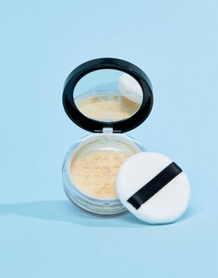 NIP+FAB Loose Setting Powder - Banana