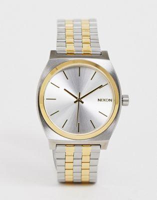 Image 1 sur Nixon - A0451 Time Teller - Montre-bracelet en métaux variés