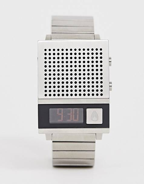 Nixon A1266 Dork digital bracelet watch