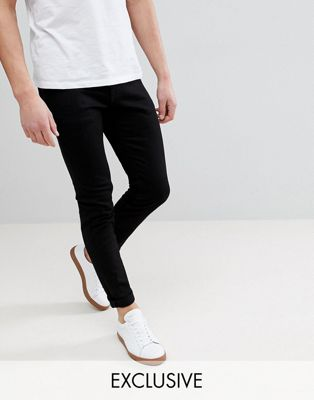 Noak Skinny Jeans In Black