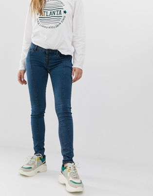 Image 1 of Noisy May front seam skinny jean