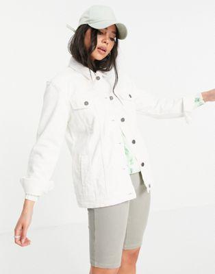 Noisy May midi rain coat with hood in black - ASOS Price Checker