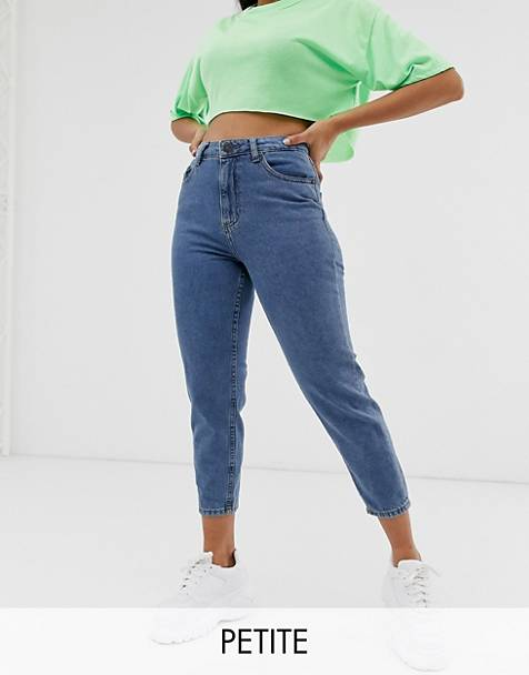 62cfa93a5c9 MoM Jeans | High Waisted & Ripped Mom Jeans | ASOS