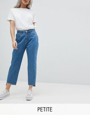 Noisy May Petite Straight Leg Jean