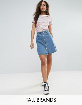 Denim Skirts | Women's denim skirts, maxi skirts and mini skirts ...