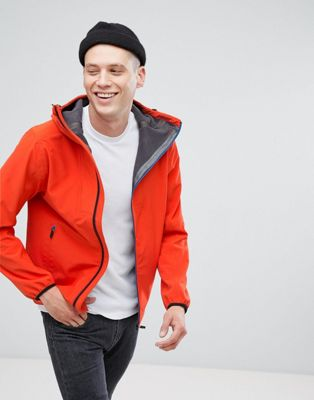 North Sails Storm Cheater Jacket in Orange