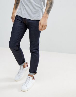 Nudie Jeans Co Tilted Tor jeans in pure navy