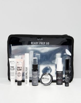 NYX Professional Make Up Jet Set Travel Kit - Pro prep Prime & Finish