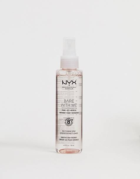 NYX Professional Makeup - Bare With Me - Primer spray rinfrescante