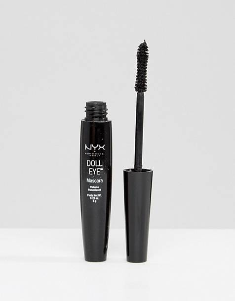 NYX Professional Makeup - Doll Eye - Mascara ciglia lunghe