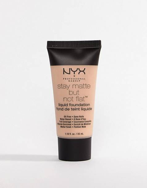 NYX Professional Makeup - Stay Matte But Not Flat - Fondotinta liquido