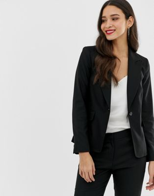 Image 1 of Oasis blazer in black