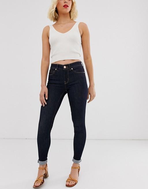 Облегающие джинсы Oasis - cherry