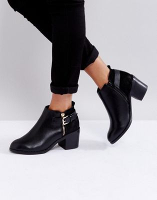 Office - Academy - Bottines à boucle