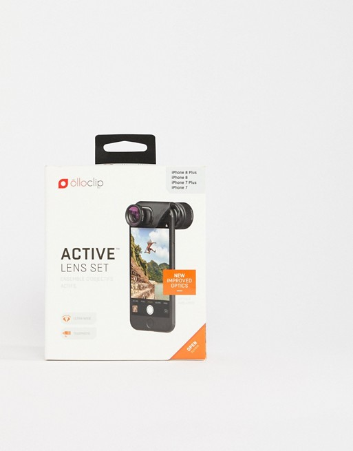 Olloclip active lens for iPhone 7/7+