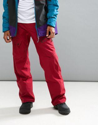 O'Neill - Jeremy Jones Sync - Pantaloni da sci bordeaux
