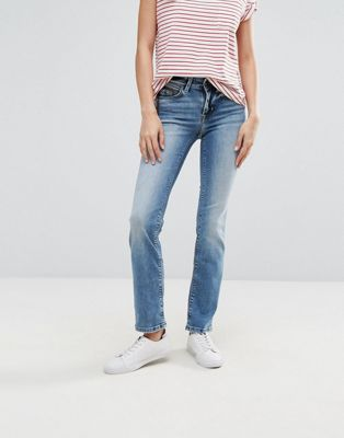 Only Ella Straightcut Jeans