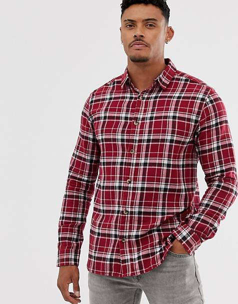 Only & Sons check shirt