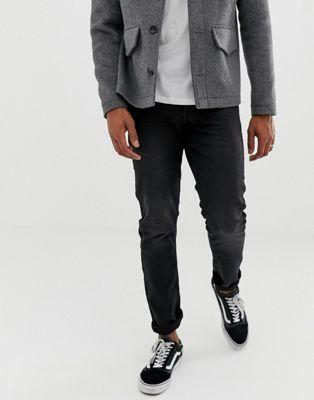 Image 1 sur Only & Sons - Jean slim à effet vieilli