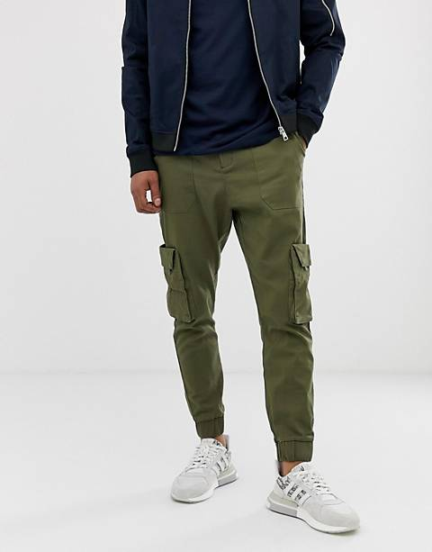 Only & Sons - Pantalon cargo