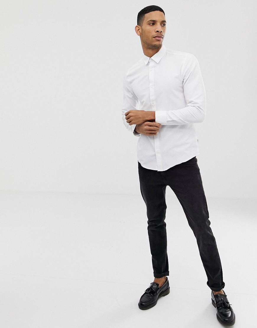 Only & Sons Slim Oxford Shirt by Only & Sons