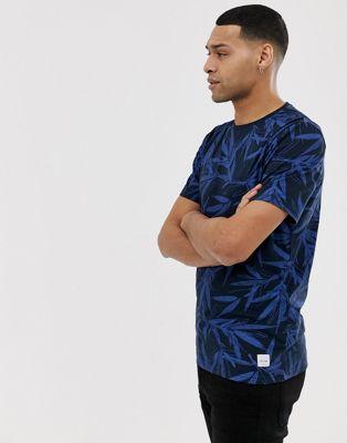 Only & Sons - T-shirt imprimé sur l'ensemble