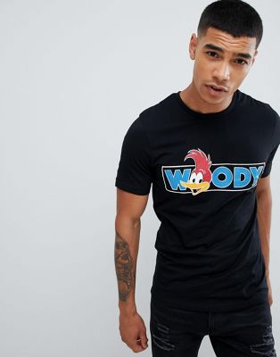 Image 1 of Only & Sons Woody Woodpecker T-Shirt