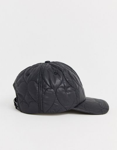 Opening Ceremony quilted baseball cap