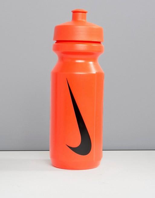 Изображение 1 из Оранжевая бутылка для воды Nike Training Big Mouth 625 мл