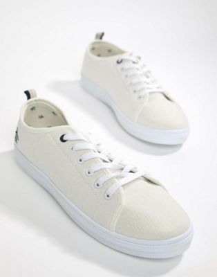 Original Penguin Faze Sneakers In White