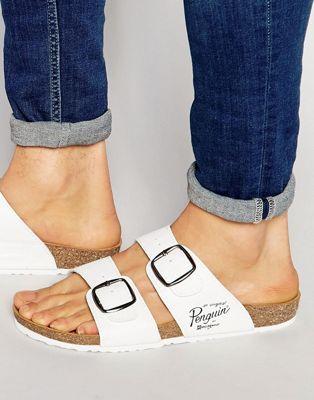 Image 1 of Original Penguin Slip On Sandals