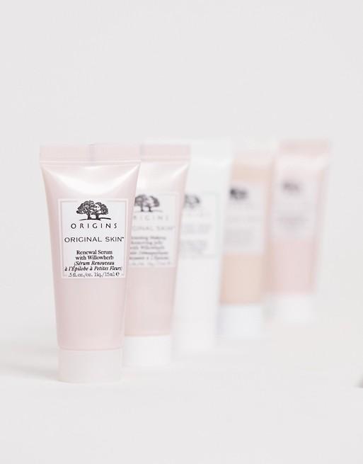 Origins Asos Exclusive Original Skin Glow On Skincare Set   Over 60% Saving by Origins