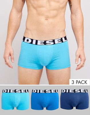 Pack de 3 calzoncillos Shawn de Diesel