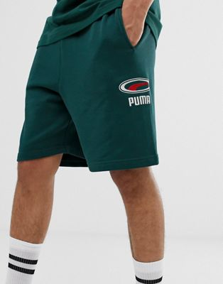 Imagen 1 de Pantalones cortos verdes Cell Pack de Puma