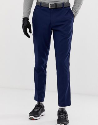 Imagen 1 de Pantalones de sastre en azul marino 57872002 de Puma Golf