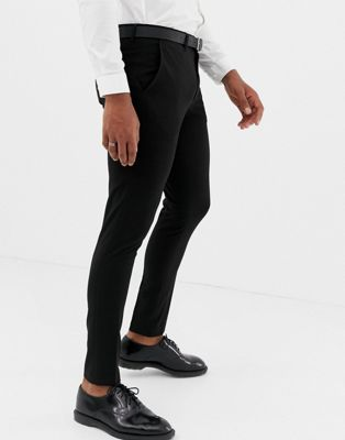 Pantalones de vestir muy ajustados de Heart & Dagger