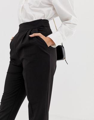 Tiro Alto Tapered De Design Asos Pantalones eBxrCdo
