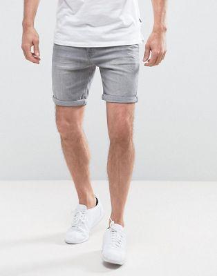 Pantalones vaqueros de corte slim en gris verano de Lee