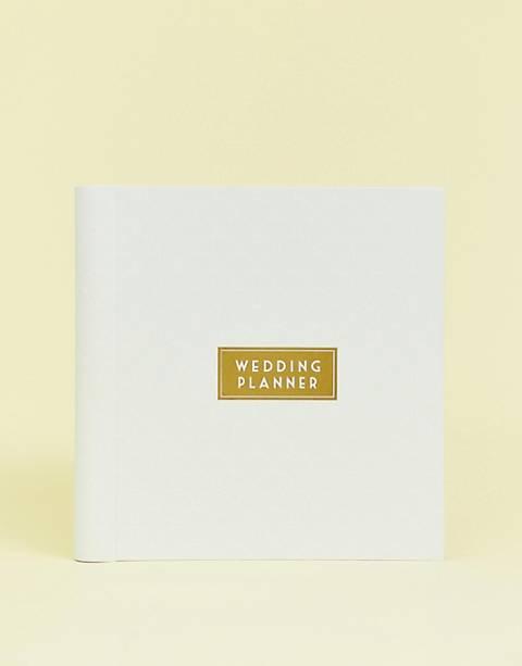 Paperchase - Planificateur de mariage