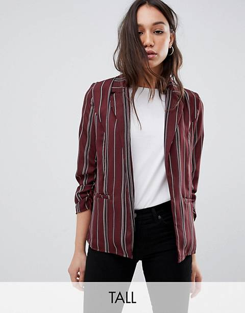 Parisian Tall stripe blazer
