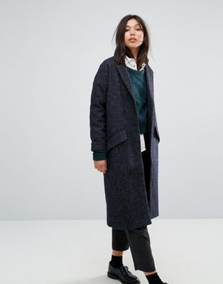 Parka London Wool Duster Coat